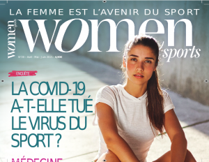 Touch France dans le magazine WOMENSPORTS